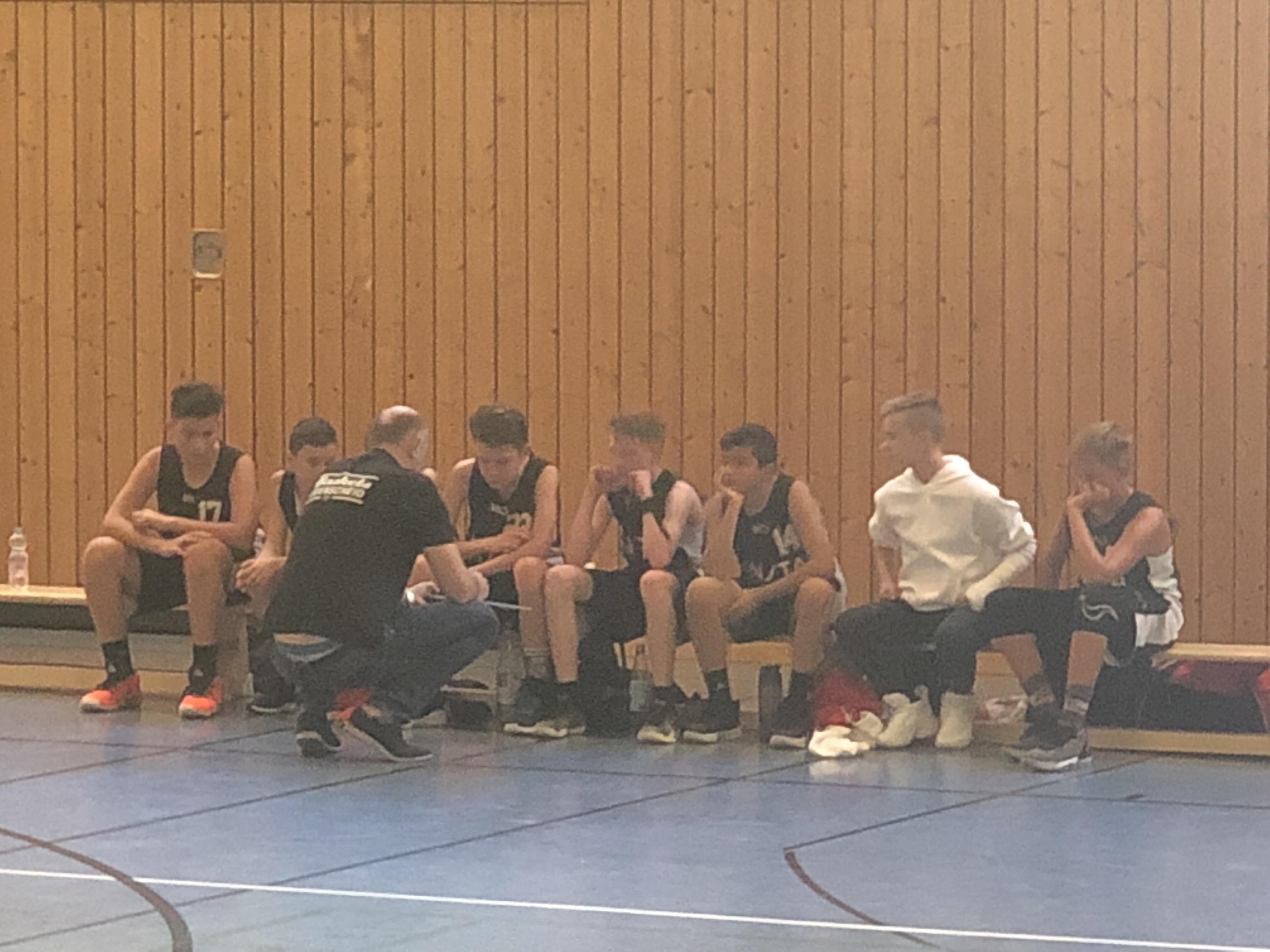 U14: Deutliche Niederlage in Bochum