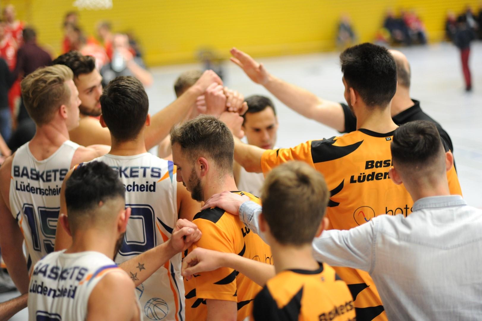 Herren-Oberliga: Baskets lassen sich nicht aus der Ruhe bringen