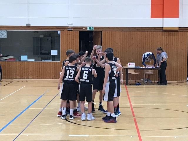 U14-Oberliga: Unnötig spannend