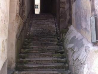 Escalier Mirebeau (anciennement casse-cou)