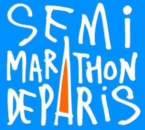 Semi-Marathon de Paris logo