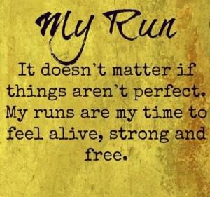 my run baskets aux pieds