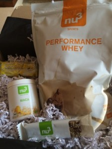 Nu 3 performance whey
