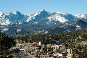 Estes Park Colorado, Our Most Romantic Weekend ~