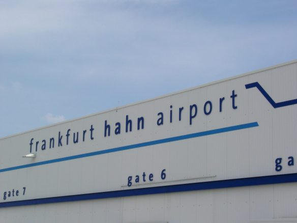 Photo Provided by Frankfurt Hahn Airport