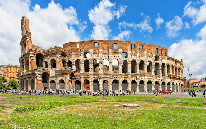 The Roman Colosseum for Kids