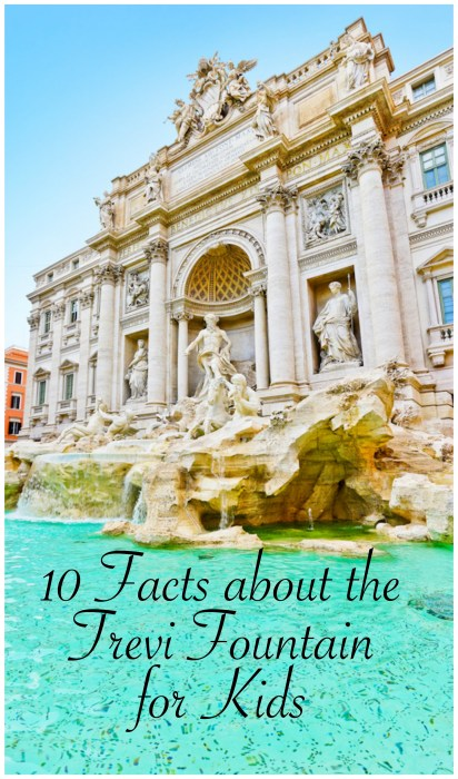 10 facts about the trevi foun