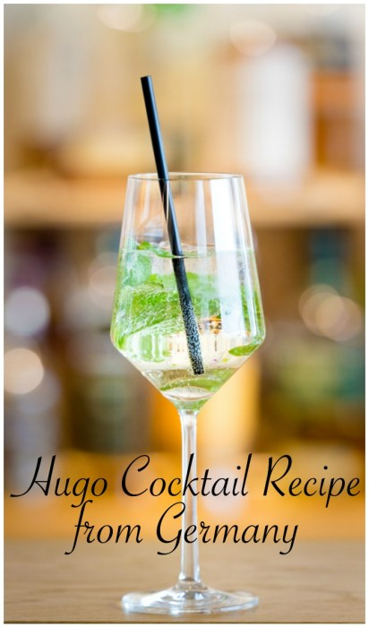 Hugo Cocktail Recipe