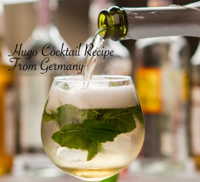 Hugo Cocktail Recipe From Germany