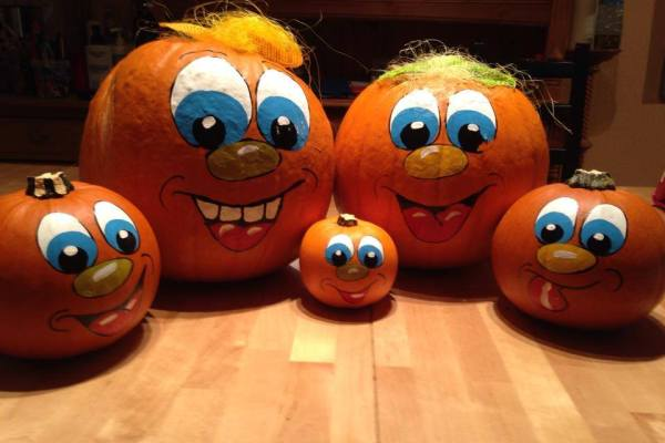 pumpkin-family