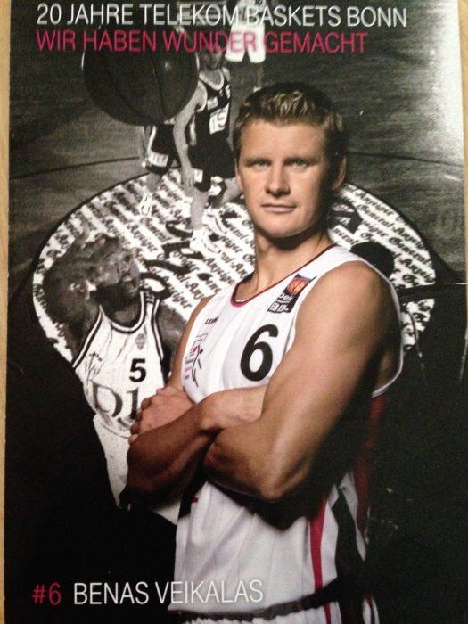 Benas Veikalas Basketbal Basketslife