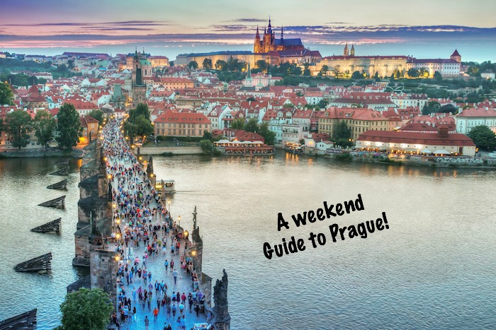 A weekend guide to Prague