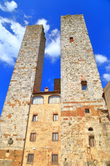 Visit The San Gimignano Towers Of Italy A Guide On What