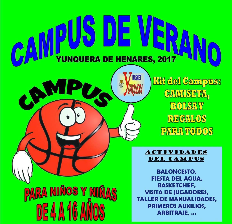 Inscripción Campus de Verano