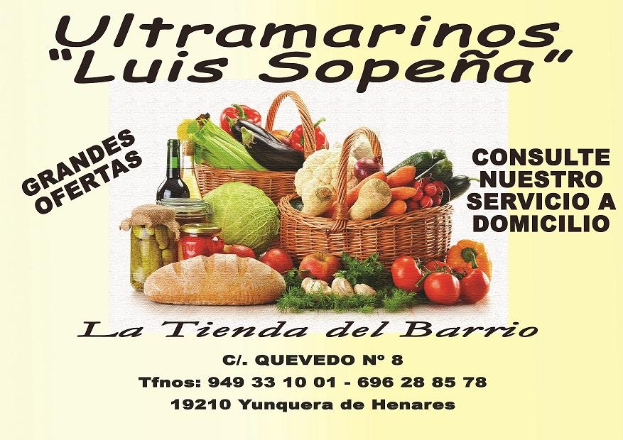 LUIS SOPEÑA