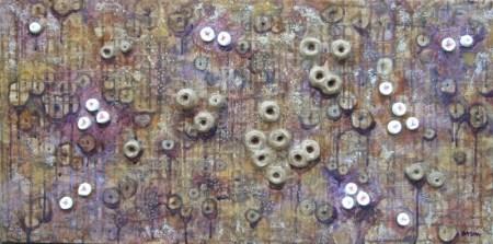 Embroidered lichen