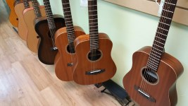 Tanglewood Travel Guitars on sale in Vancouver Canada at Basone