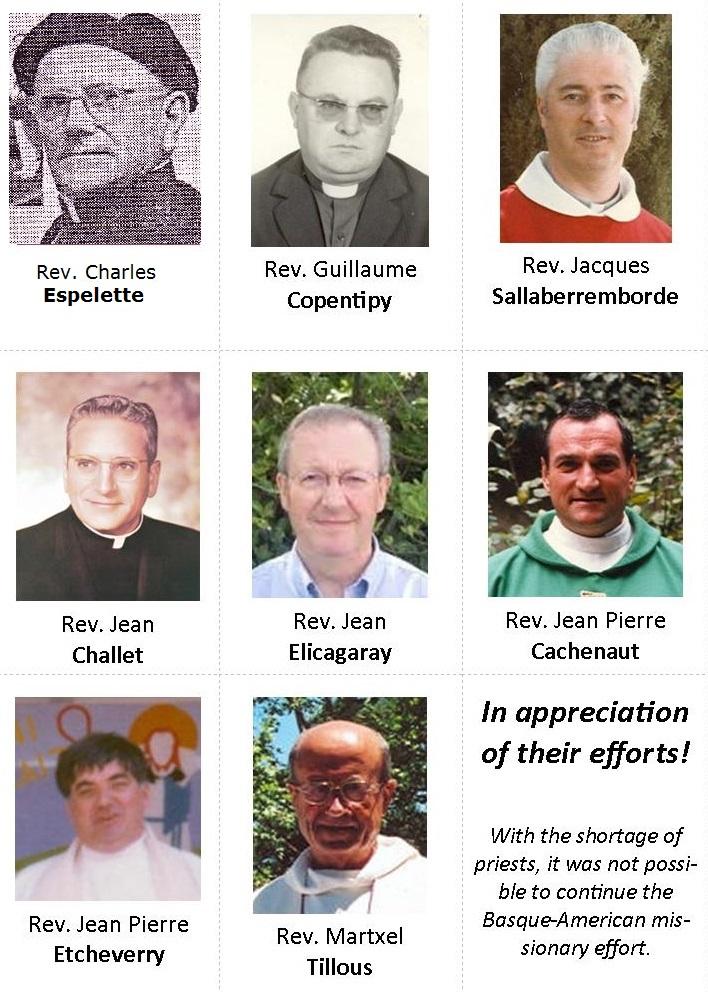 Priests-iparralde