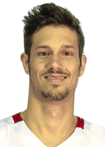 "Rafael Ferreira De Souza ""Mineiro"" - 2,09 m - Pivô - 25 anos"