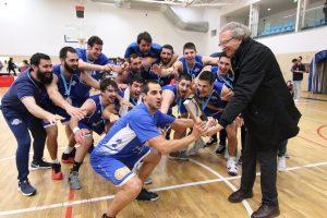 Bàsquet Menorca, campeones Liga EBA Conferencia C 2017/2018