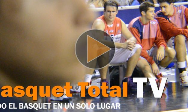 ¡Lanzamiento de Basquet Total TV!