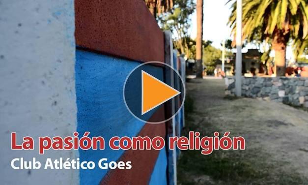 La pasión como religión
