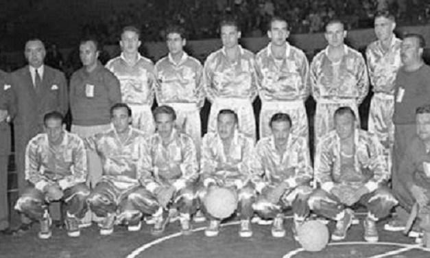 A 64 años de la primera medalla olímpica
