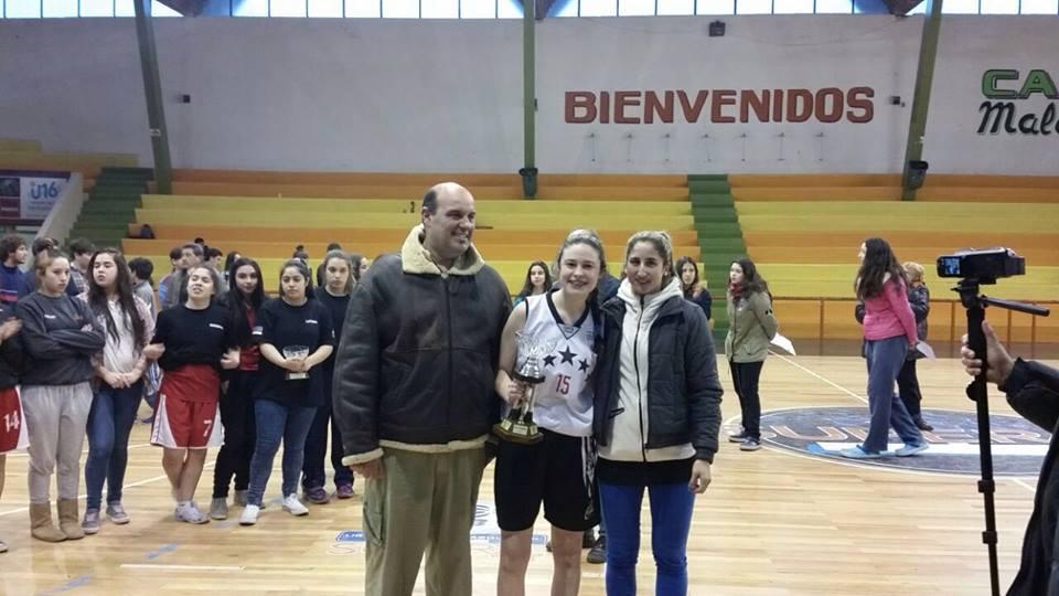 Campeonas en Maldonado