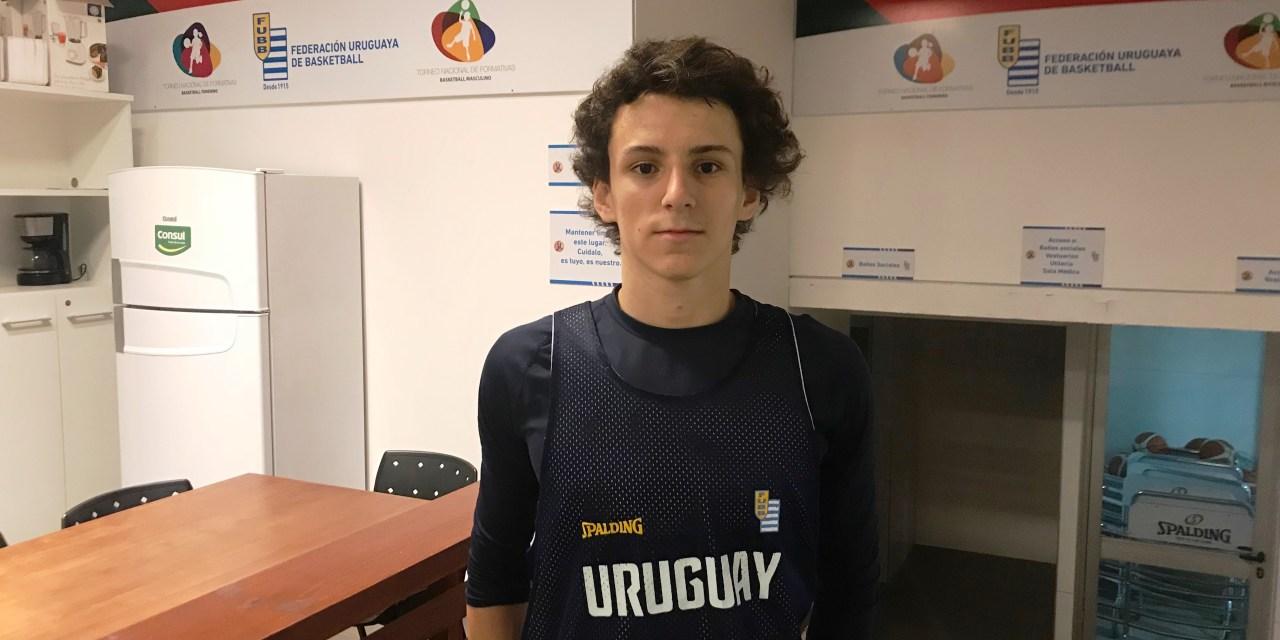 """""""Ponerse la camiseta de Uruguay es algo emocionante"""""""