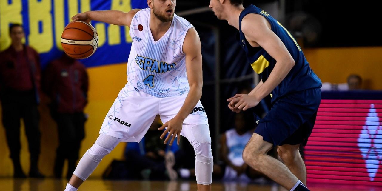 La Libertadores y el basquet