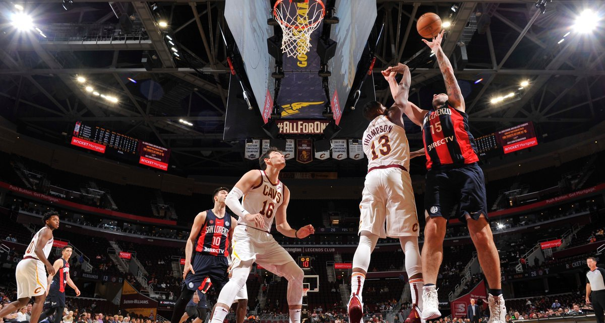 Un toro otra vez en NBA