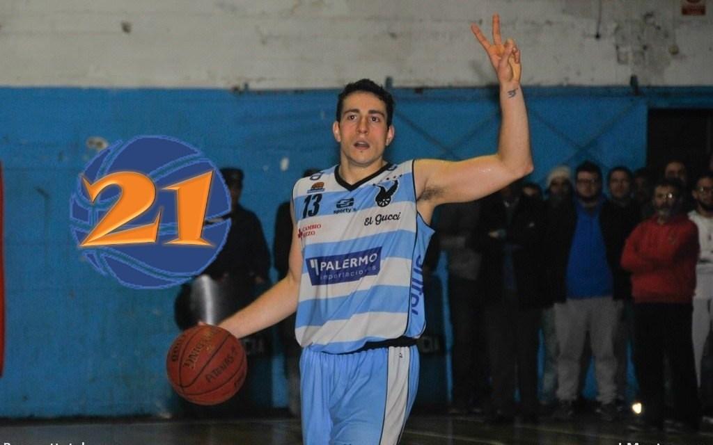 21: Mauro Zubiaurre