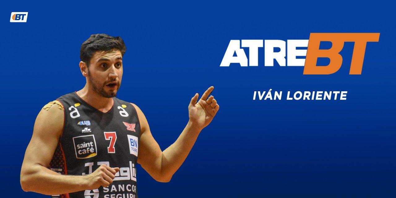atreBT: Iván Loriente