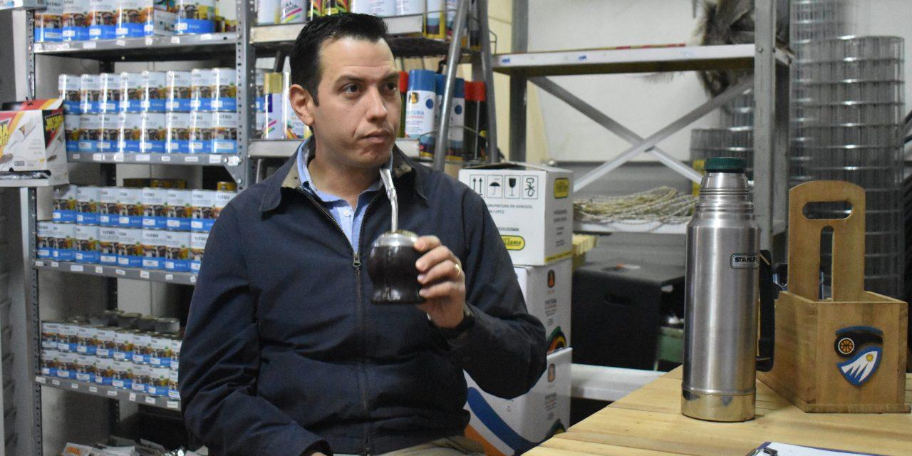 El equipo sin hinchada: Andrés Bartel
