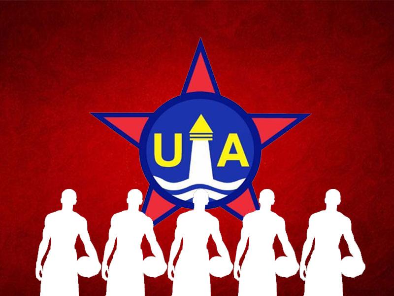 5 de oro: Unión Atlética