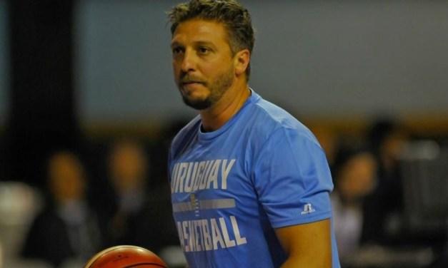 """""""El tiro tiene que ser el sello del basquetbol uruguayo de aquí para delante"""""""