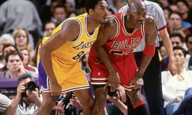 """""""Kobe Bryant era mejor que Michael Jordan"""""""