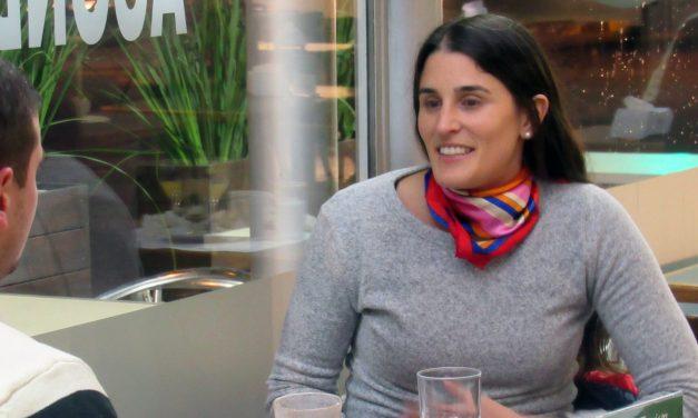 El equipo sin hinchada: Aline García