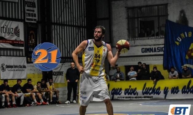 21: Federico Ledanis