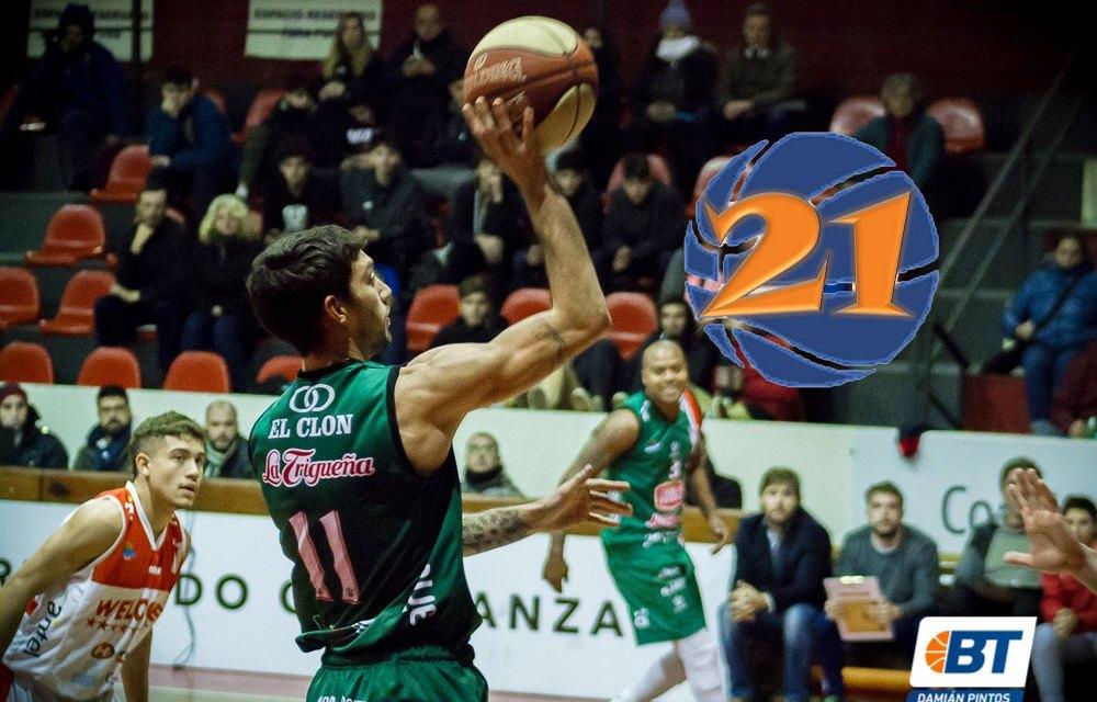 21: Nicolás García