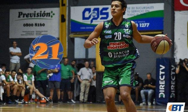 21: Ignacio Morena