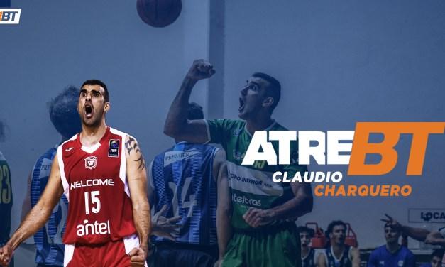 atreBT: Claudio Charquero