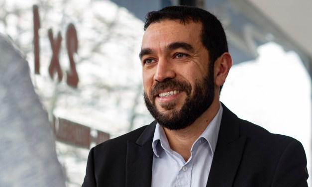 El equipo sin hinchada: Gonzalo Salgueiro