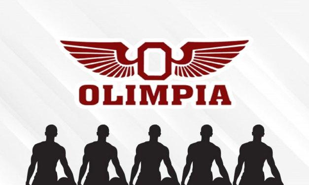 5 de oro: Olimpia