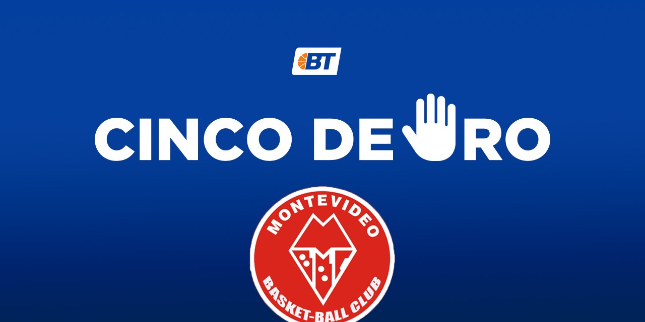 5 de oro: Montevideo