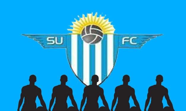 5 de oro: Salto Uruguay