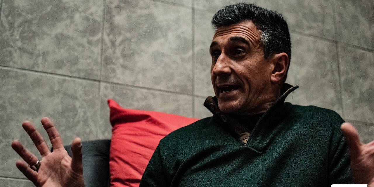 El equipo sin hinchada: Ricardo Olivera