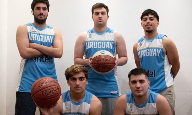 """""""Representar a Uruguay es un orgullo en la disciplina que sea"""""""