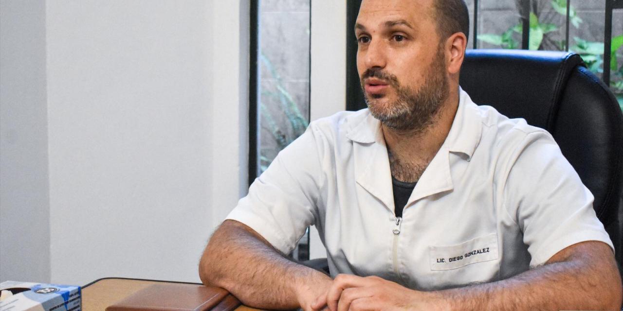 ¿Qué es de la vida de Diego González?