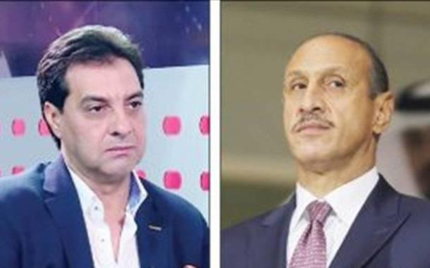وزير الشباب : احمد راضي بصحة جيدة ونثمن جهود الملاكات الطبية